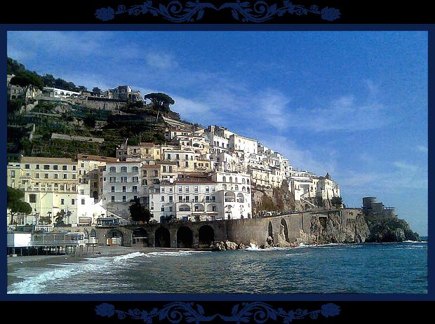 Prenota l'Arabesco b&b per le tue vacanze ad Amalfi