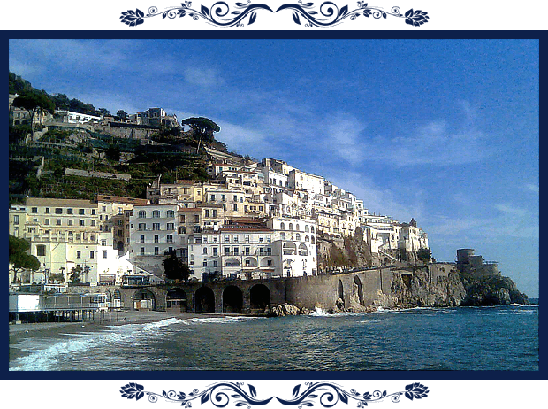Book at Arabesco b&b for your holidays in Amalfi